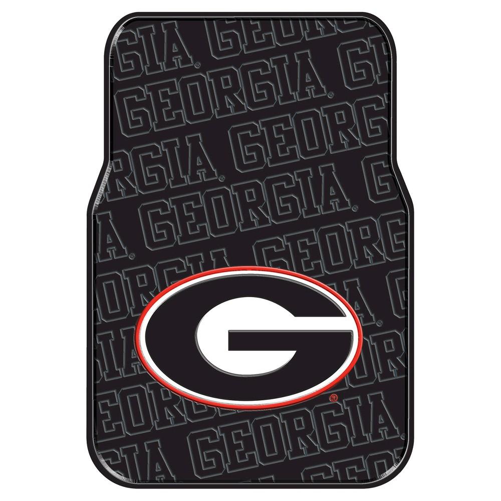 NCAAGeorgia Bulldogs Automotive Floor Mat, Georgia Bulldogs