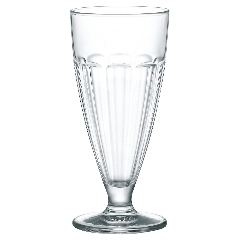 Image of Bormioli Rocco Rock Bar Dessert Glasses 12.75oz - Set of 6, Clear