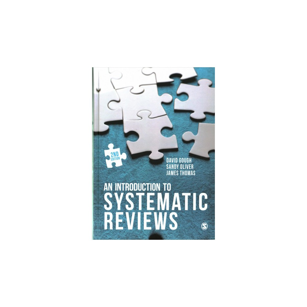 Introduction to Systematic Reviews (Hardcover) (David Gough & Sandy Oliver & James Thomas)