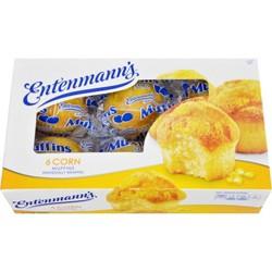 Entenmann's Wrapped Corn Muffins - 6ct/10.5oz