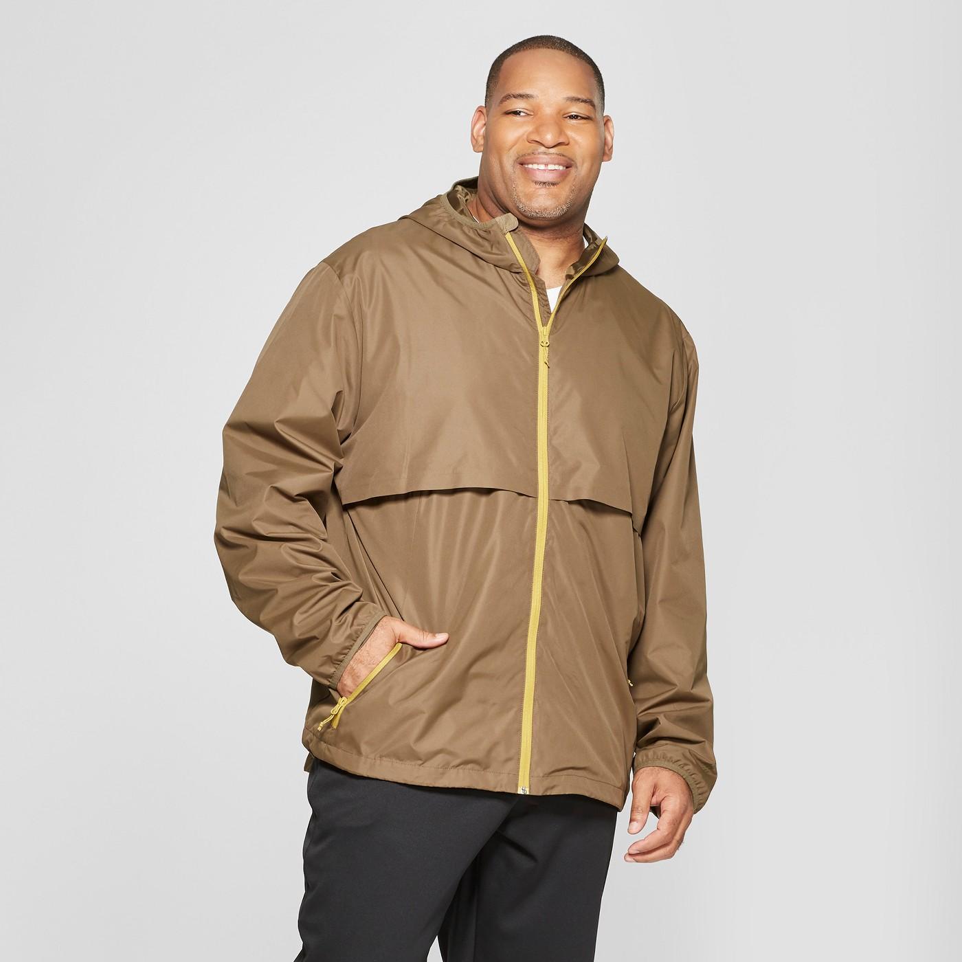 C9 Champion Men's Packable Windbreaker Jacket