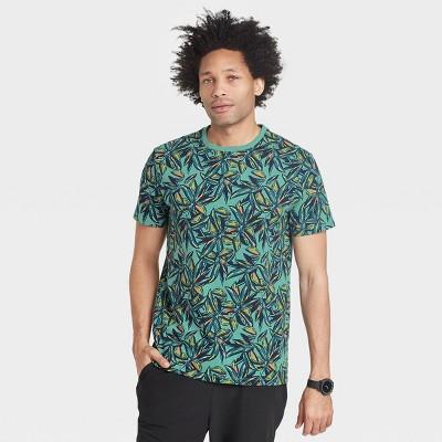Men's Regular Fit Crewneck Short Sleeve T-Shirt - Goodfellow & Co™