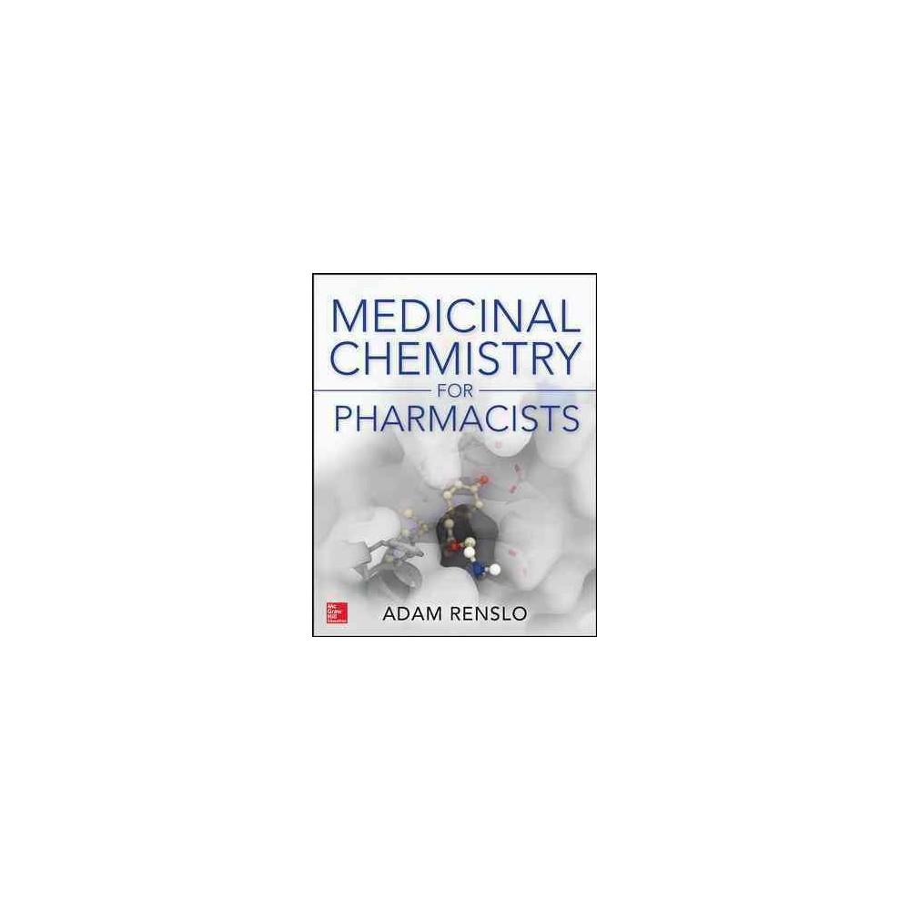 Organic Chemistry of Medicinal Agents (Paperback) (Ph.D. Adam Renslo)