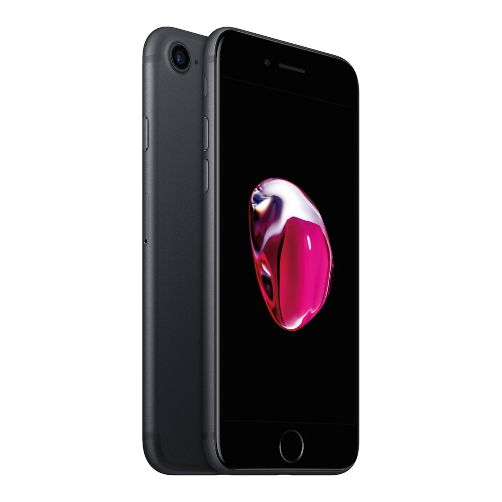 Must Have Tracfone Pre Paid Apple Iphone 7 32gb Smartphone Black From Tracfone Ibt Shop