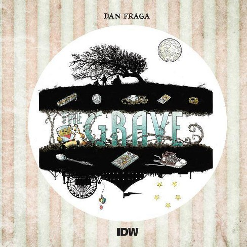 The Grave - by  Dan Fraga (Paperback) - image 1 of 1