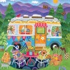 Ceaco Happy Camper: Mountain Camper Oversized Jigsaw Puzzle - 300pc - image 2 of 3