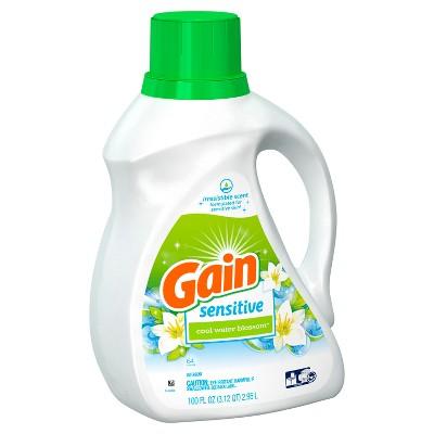Laundry Detergent: Gain Sensitive