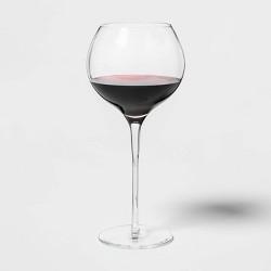 23.5oz 4pk Glass Ballooned Red Wine Glasses - Threshold™