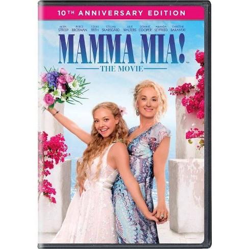 Mamma Mia! The Movie (DVD) - image 1 of 1