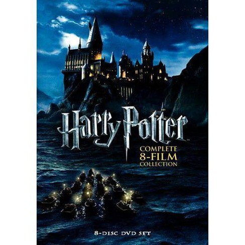 Harry Potter: Complete 8-Film Collection (8 Discs) (DVD) - image 1 of 1