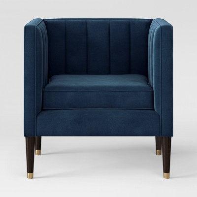 Soriano Channel Tufted Chair - Project 62™