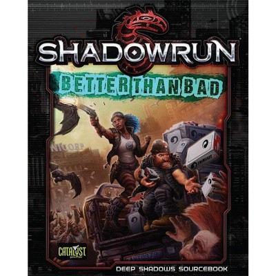 Better Than Bad - Deep Shadows Sourcebook Softcover