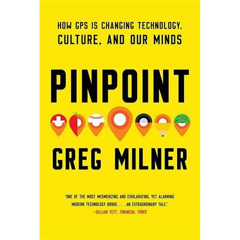 Pinpoint - by  Greg Milner (Paperback) - image 1 of 1