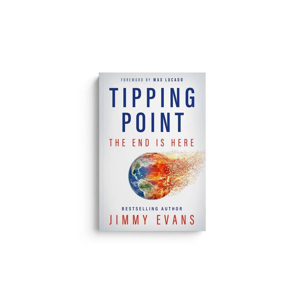 Tipping Point By Jimmy Evans Paperback