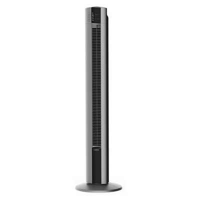 Lasko 48 Inch Tall Electric Oscillating Tower Fan with Timer, Remote, and Fresh Air Ionizer Removes Pollen, Dust, and Allergens