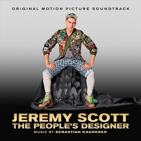 Various - Jeremy scott:People's designer (Ost) (CD) - image 1 of 1