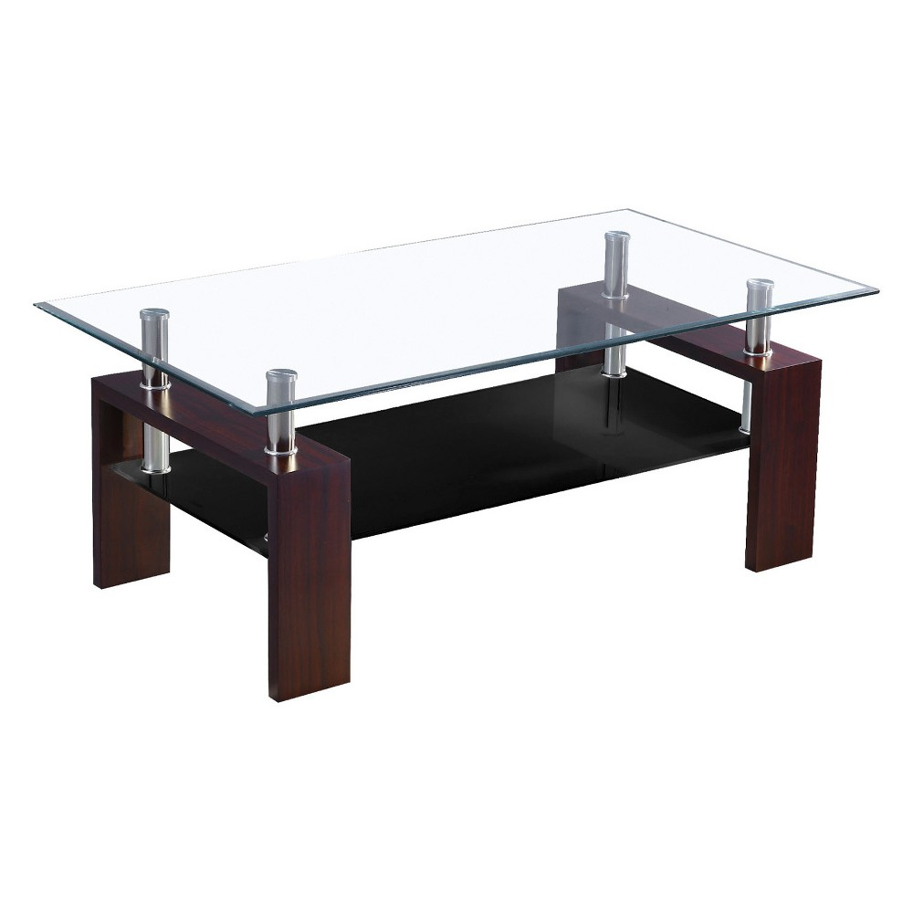 Coffee Table Mahogany (Brown) - Home Source Industries