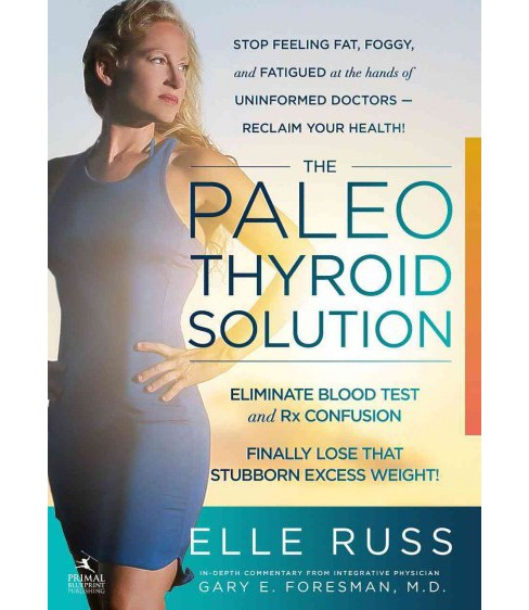 Paleo Thyroid Solution (Paperback) (Elle Russ) - image 1 of 1