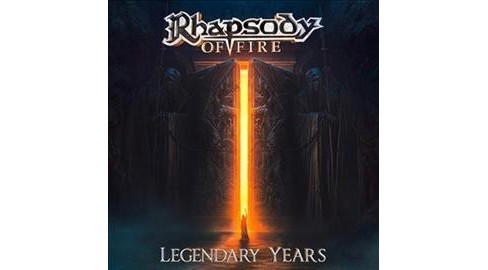 Rhapsody Of Fire - Legendary Years (Vinyl) - image 1 of 1