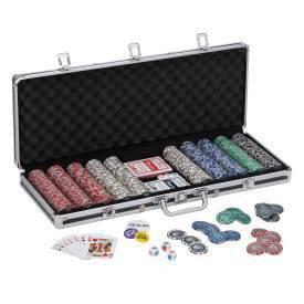 Fat Cat Bling 13.5 Grams 500Ct Poker Chip Set