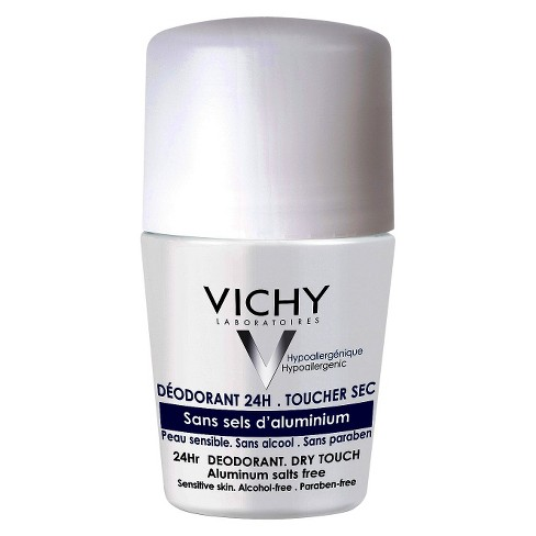Vichy 24 Hours Dry Touch Roll-On Deodorant - 1.7oz - image 1 of 2