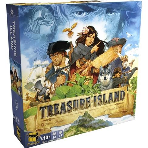 Matagot Treasure Island Board Game - image 1 of 4