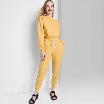 Women's High-Rise Sweatpants - Wild Fable™