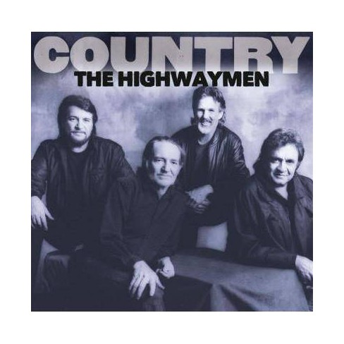 The Highwaymen - Country (CD) - image 1 of 1
