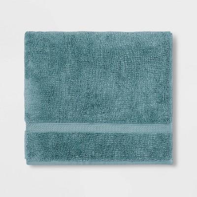 Soft Solid Bath Towel Dusty Jade - Opalhouse™