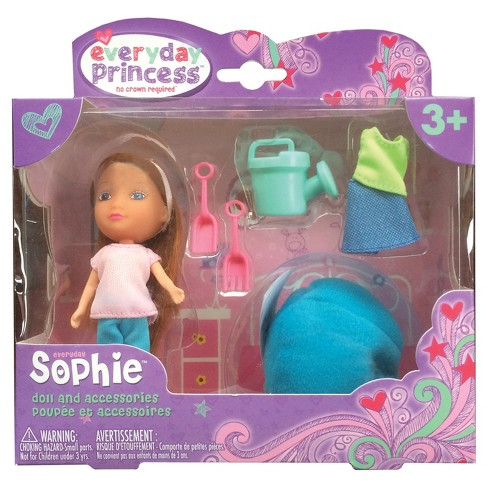 Neat-Oh!® Everyday Princess™ Sophie Doll & Bean Bag Chair - image 1 of 4