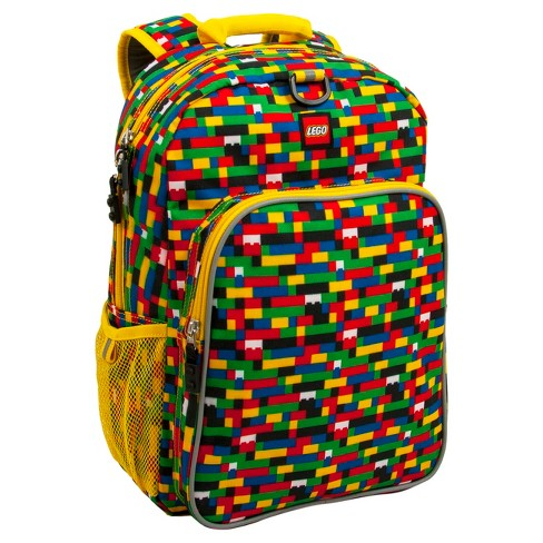 c87fb1f9f3 LEGO® Brick Eco Heritage Classic Kids  Backpack - Red Blue   Target