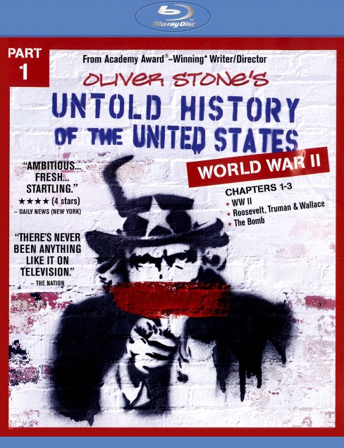 Untold history of the us pt 1 wwii (Blu-ray) - image 1 of 1