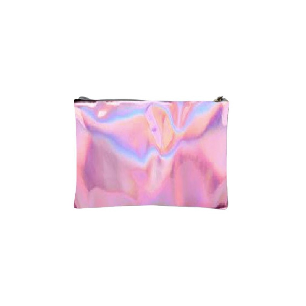 Image of Adore Holographic Metallic Pink Bag