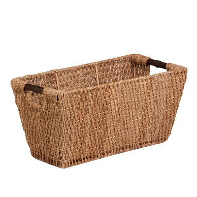 Honey-Can-Do Basket With Handles