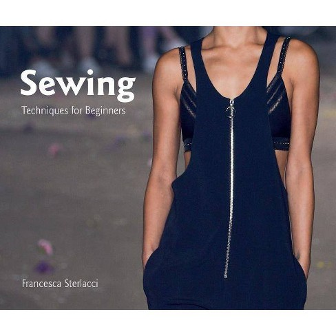 Sewing - (University of Fashion) by  Francesca Sterlacci (Paperback) - image 1 of 1