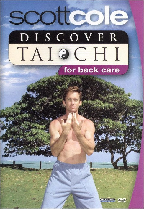Scott cole:Discover tai chi for back (DVD) - image 1 of 1