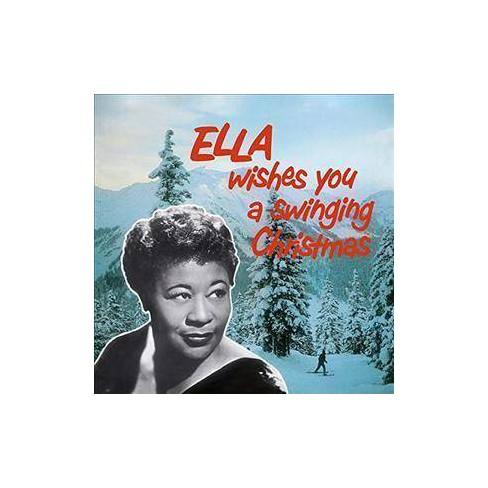 Ella Wishes You A Swinging Christmas.Ella Fitzgerald Ella Wishes You A Swinging Christmas Vinyl