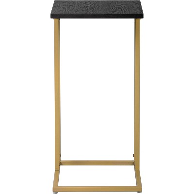 Harton C Shape Side Table - Serta