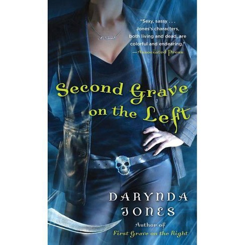 Second Grave on the Left - (Charley Davidson) by  Darynda Jones (Paperback) - image 1 of 1