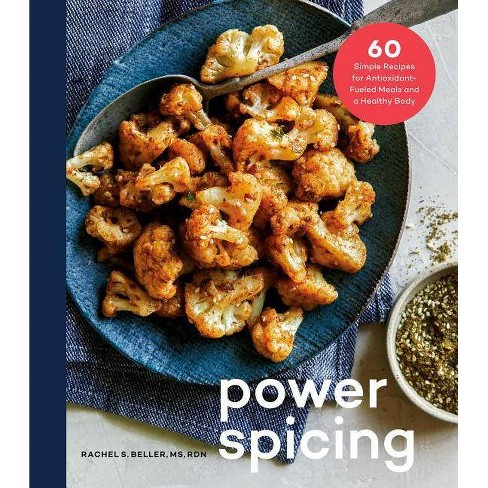Power Spicing - by  Rachel Beller (Hardcover) - image 1 of 1