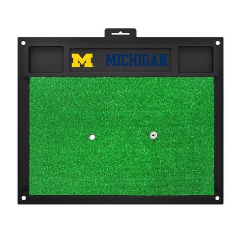 NCAA Michigan Wolverines Fan mats Golf Hitting Mat - image 1 of 3