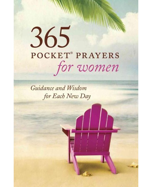 365 Pocket Prayers for Women : Guidance and Wisdom for Each New Day (Paperback) (Amy Mason) - image 1 of 1