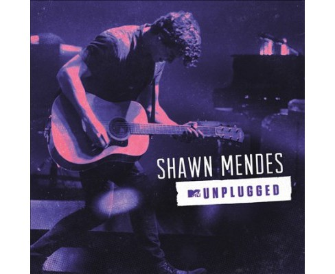 Shawn Mendes - Mtv Unplugged (CD) - image 1 of 1