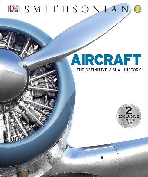 Aircraft : The Definitive Visual History (Hardcover) - image 1 of 1