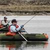 Sea Eagle PackFish7 Frameless Inflatable Angler Kayak Fishing Boat (2 Pack) - image 4 of 6