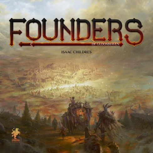 Founders of Gloomhaven Board Game - image 1 of 3