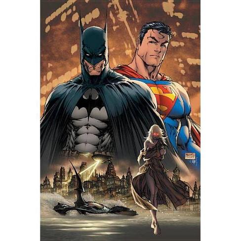 Absolute Superman/Batman Vol. 1 - by  Jeph Loeb (Hardcover) - image 1 of 1