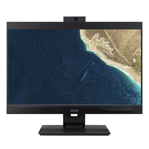 """Acer Veriton Z - 23.8"""" All-In-One Intel i5-8500 3GHz 8GB Ram 1TB HDD Win 10 Pro - Manufacturer Refurbished - image 1 of 4"""