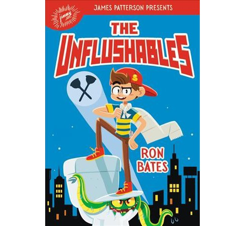 Unflushables -  by Ron Bates (Hardcover) - image 1 of 1