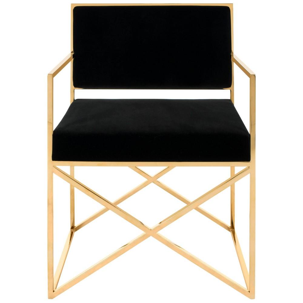 Accent Chairs Black - Safavieh